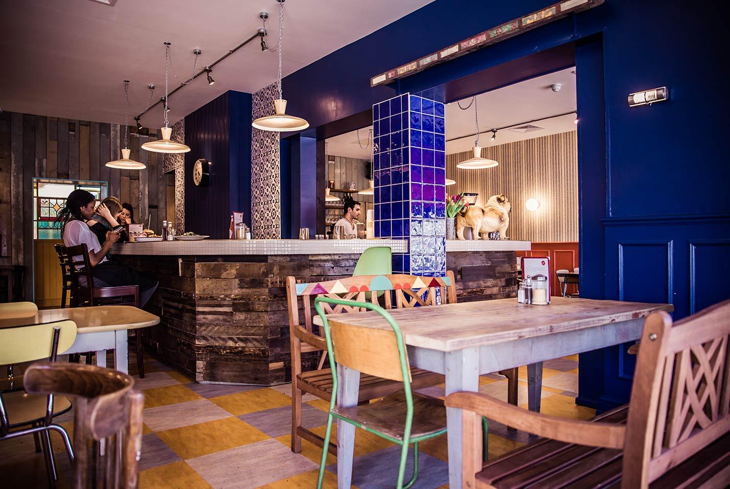 Battersea Rise The Breakfast Club