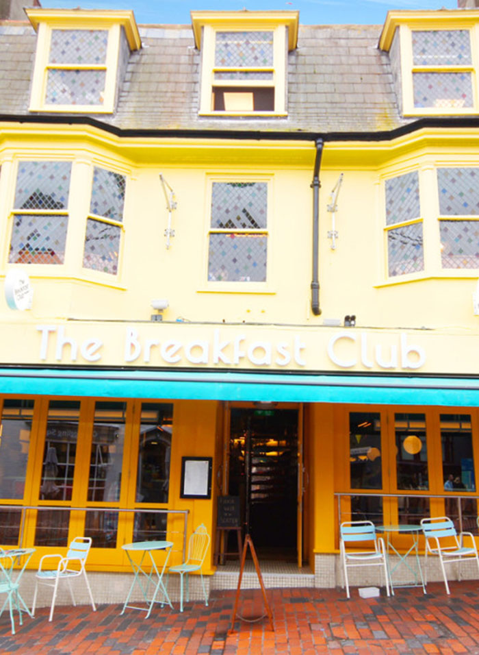 Brighton The Breakfast Club